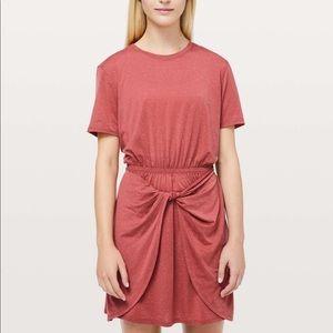 NWT Lululemon Unwind Your Mind Dress size 12